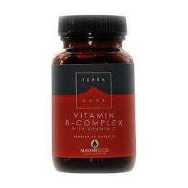B Complex con Vitamina C