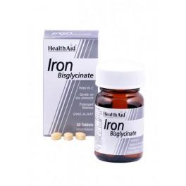 Hierro Bisglicinato con Vitamina C (iron Biglycinato)