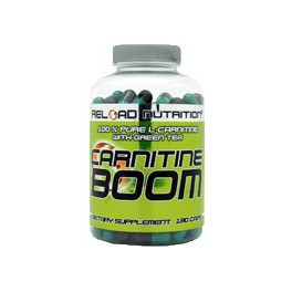 Carnitine Boom te verde 90 capsulas