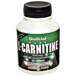 L Carnitine 550 mg
