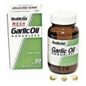 Garlic Oil (Aceite de ajo) Health aid